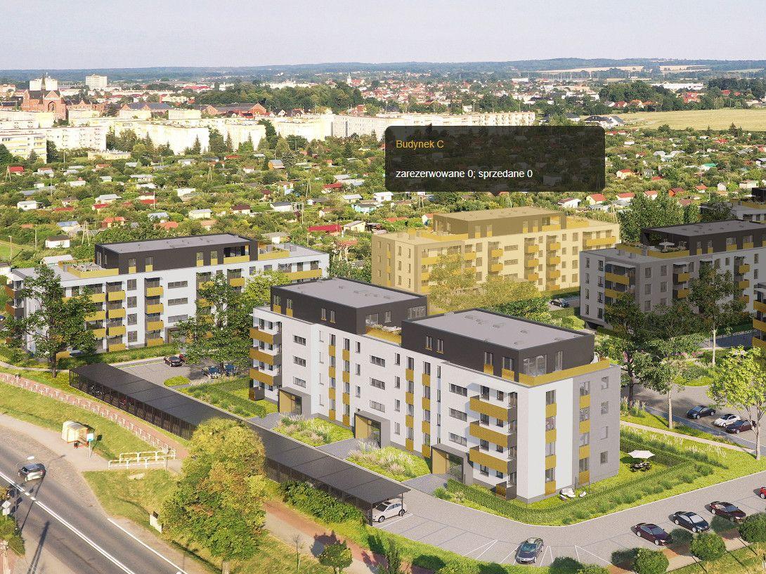 Read more about the article Rozpoczęcie sprzedaży mieszkań Budynku C