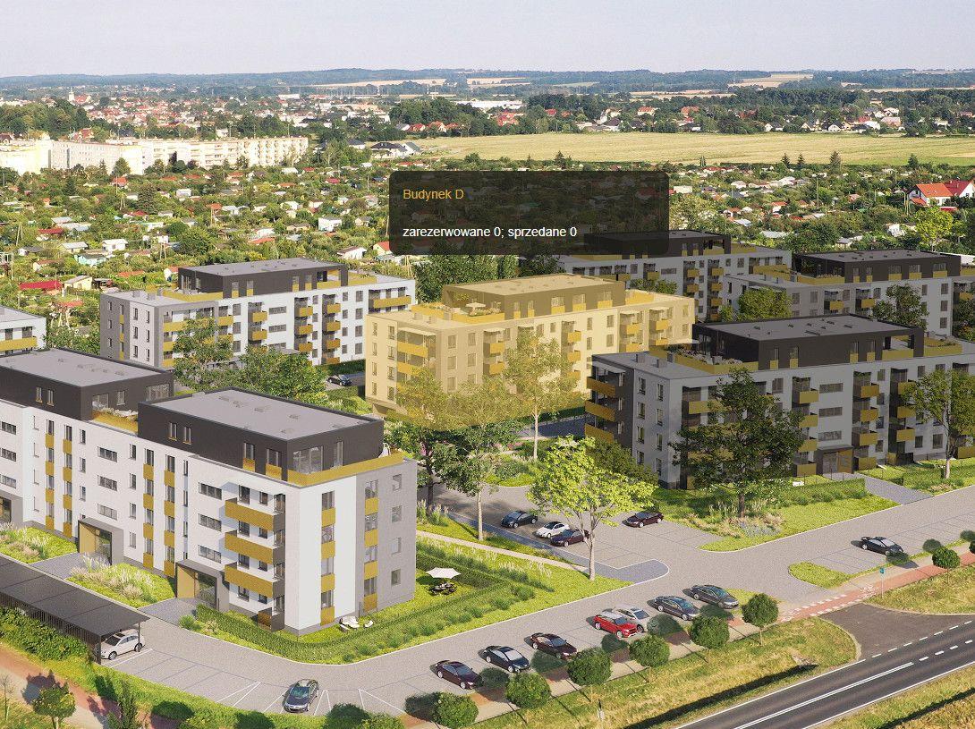 Read more about the article Rozpoczęcie sprzedaży mieszkań Budynku D