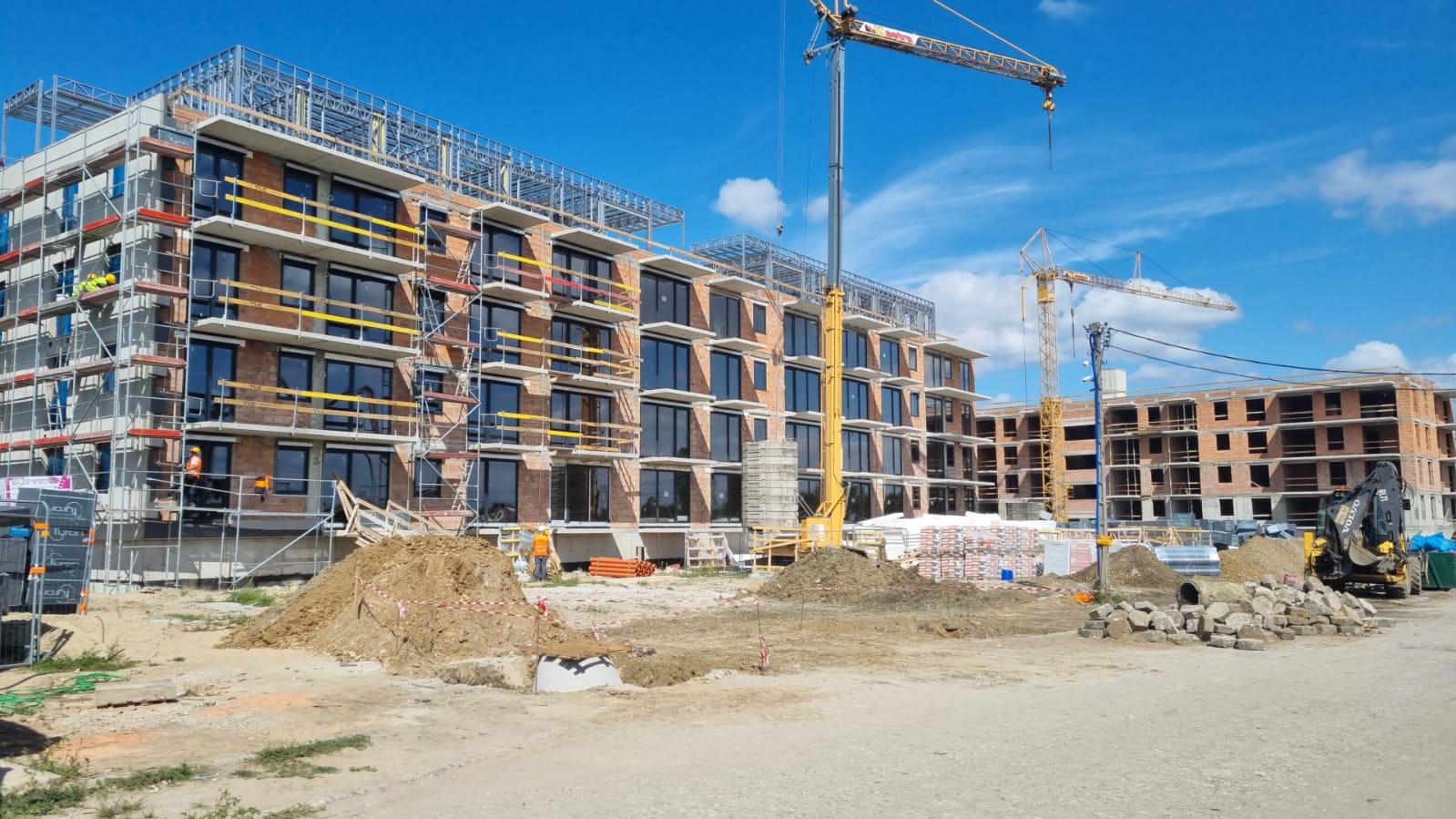 Read more about the article Budujemy Belwedery – zdjęcie z 18.08.2021